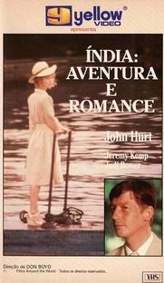 Índia - Aventura e Romance - Poster / Capa / Cartaz - Oficial 1