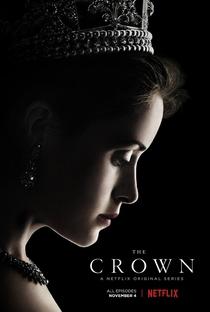 The Crown (1ª Temporada) - Poster / Capa / Cartaz - Oficial 1