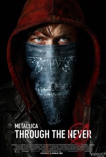 Metallica: Through the Never - Poster / Capa / Cartaz - Oficial 1