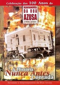 Reavivamento da Rua Azusa - Poster / Capa / Cartaz - Oficial 1