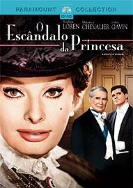 O Escândalo da Princesa - Poster / Capa / Cartaz - Oficial 2