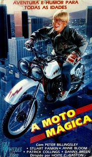 A Moto Mágica - Poster / Capa / Cartaz - Oficial 1