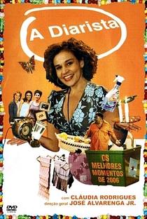 A Diarista (3ª Temporada) - Poster / Capa / Cartaz - Oficial 2