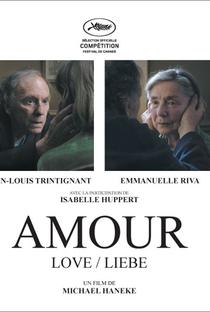 Amor - Poster / Capa / Cartaz - Oficial 3