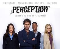 Perception  (1ª Temporada) - Poster / Capa / Cartaz - Oficial 2