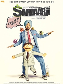 Sardarji - Poster / Capa / Cartaz - Oficial 4