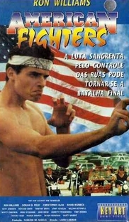 American Fighters - Poster / Capa / Cartaz - Oficial 1