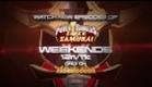 Power Rangers Super Samurai Promo 1