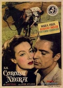 La corona negra - Poster / Capa / Cartaz - Oficial 1