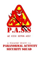 Paranormal Activity Security Squad (Paranormal Activity Security Squad)