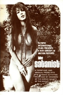 The Satanist - Poster / Capa / Cartaz - Oficial 3