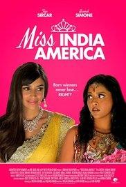 Miss India America  - Poster / Capa / Cartaz - Oficial 1