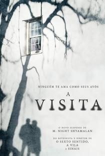 A Visita - Poster / Capa / Cartaz - Oficial 2