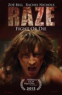 Raze - Lutar ou Correr - Poster / Capa / Cartaz - Oficial 2