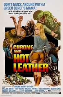 Cromo e Couro Quente - Poster / Capa / Cartaz - Oficial 1
