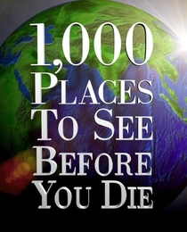 1000 Lugares para Conhecer Antes de Morrer - Poster / Capa / Cartaz - Oficial 1