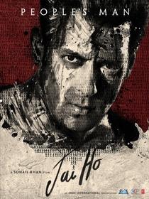 Jai Ho - Poster / Capa / Cartaz - Oficial 1