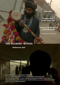 The Journey Within - Poster / Capa / Cartaz - Oficial 1