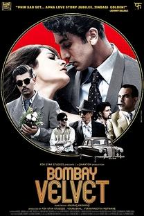 Bombay Velvet - Poster / Capa / Cartaz - Oficial 1
