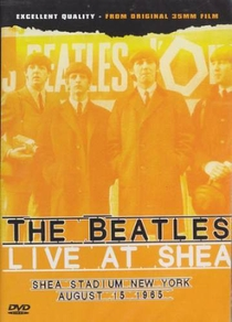 The Beatles - Live At Shea - Poster / Capa / Cartaz - Oficial 1