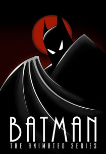 Batman - A Série Animada (1ª Temporada) - Poster / Capa / Cartaz - Oficial 2
