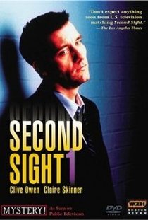 Second Sight - Poster / Capa / Cartaz - Oficial 1