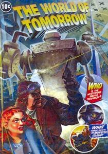 O Mundo de Amanhã - Poster / Capa / Cartaz - Oficial 1