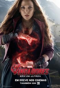 Vingadores: Era de Ultron - Poster / Capa / Cartaz - Oficial 10