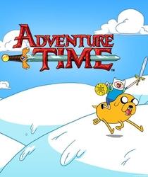 Hora de Aventura (1ª Temporada) - Poster / Capa / Cartaz - Oficial 4