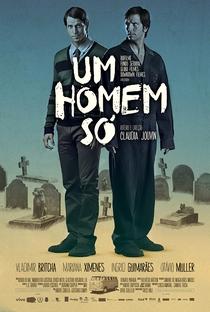 Um Homem Só - Poster / Capa / Cartaz - Oficial 3