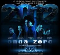 2012 Onda Zero - Poster / Capa / Cartaz - Oficial 1