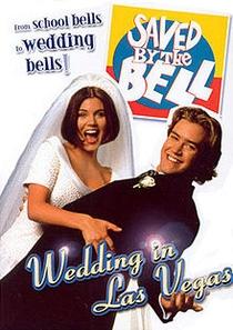 Saved by the Bell: Casamento em Las Vegas - Poster / Capa / Cartaz - Oficial 1