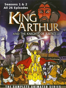 O Rei Artur e os Cavaleiros da Justiça (King Arthur and the Knights of Justice: The Complete Animated Series)