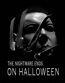 The Nightmare Ends on Halloween - Poster / Capa / Cartaz - Oficial 1