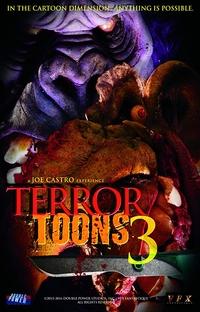 Terror Toons 3: Herschell's Gory Story - Poster / Capa / Cartaz - Oficial 1