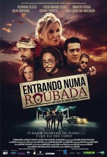 Entrando Numa Roubada - Poster / Capa / Cartaz - Oficial 1