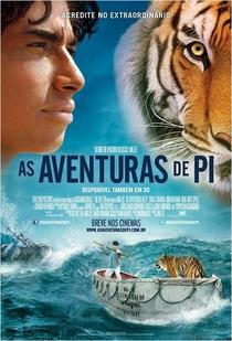 As Aventuras de Pi - Poster / Capa / Cartaz - Oficial 4