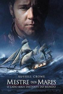 Mestre dos Mares: O Lado Mais Distante do Mundo - Poster / Capa / Cartaz - Oficial 2