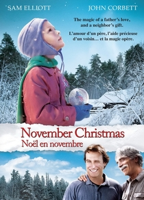 November Christmas - Poster / Capa / Cartaz - Oficial 1