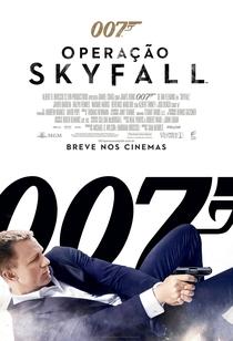 007 - Operação Skyfall - Poster / Capa / Cartaz - Oficial 4