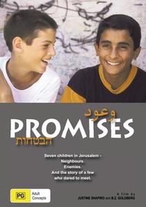 Promessas de um Novo Mundo - Poster / Capa / Cartaz - Oficial 3