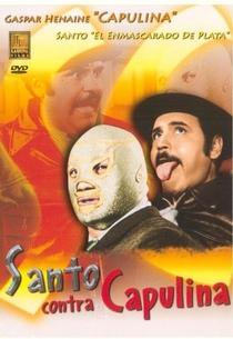 Santo Contra Capulina - Poster / Capa / Cartaz - Oficial 2