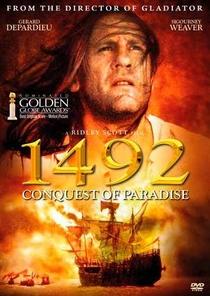 1492 - A Conquista do Paraíso - Poster / Capa / Cartaz - Oficial 6