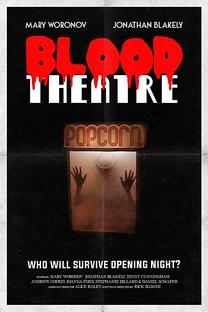 Teatro de Sangue - Poster / Capa / Cartaz - Oficial 3