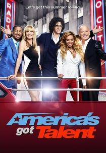 America's Got Talent (10ª temporada) - Poster / Capa / Cartaz - Oficial 1