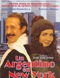 Um Argentino em Nova Iorque - Poster / Capa / Cartaz - Oficial 1