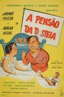 A Pensão de Dona Estela - Poster / Capa / Cartaz - Oficial 1