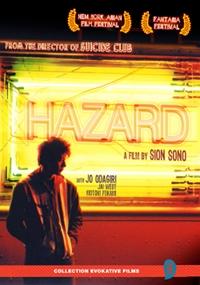 Hazard - Poster / Capa / Cartaz - Oficial 1