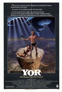 Yor - O Caçador do Futuro - Poster / Capa / Cartaz - Oficial 1