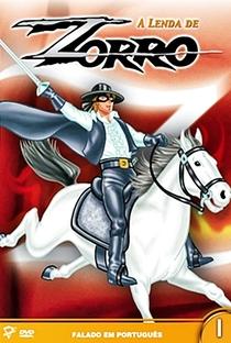 A Lenda do Zorro - Poster / Capa / Cartaz - Oficial 5